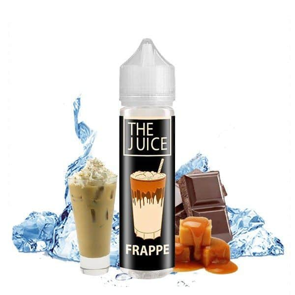 Lichid Tigara Electronica The Juice Frappe 40ml